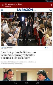 Spain Newspapers screenshot 7
