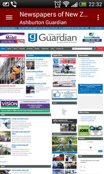 New Zealand Newspapers apk screenshot