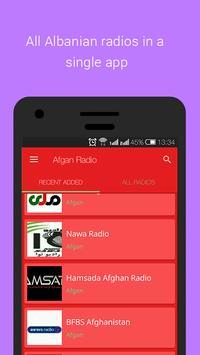 All Afghanistan Radio screenshot 1