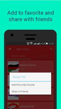 All Afghanistan Radio screenshot 3