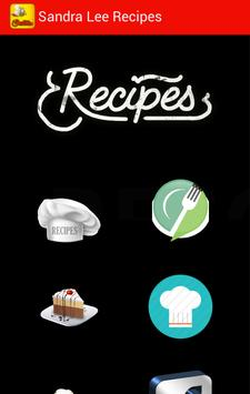 Sandra Lee Cooking Recipes poster