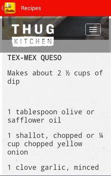 Thug Kitchen Recipes poster