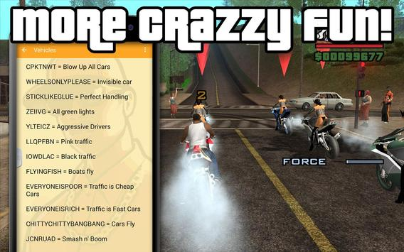 Cheat Gta San Andreas Android Game Keyboard - strongwindsinf