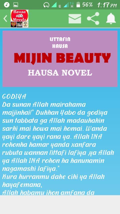All Hausa novel -sabi kullum for Android - APK Download