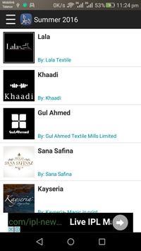 Pakistani Dresses The Libas apk screenshot