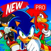 Pro Sonic Dash 2 Game 2017 Tips icon