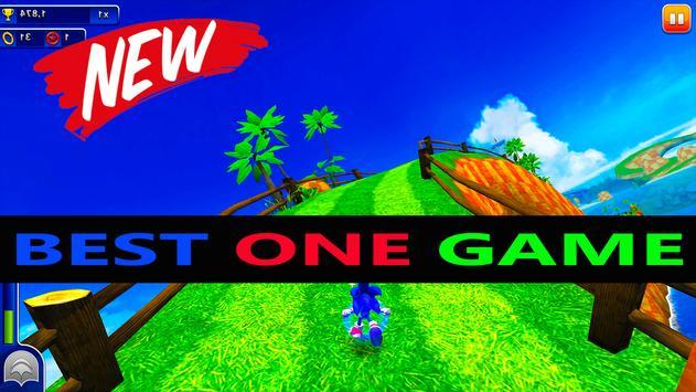 Pro Sonic Dash 2 Game 2017 Tips apk screenshot