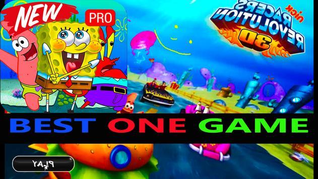 New Spongebob Squarepants Game 2017 Tips poster
