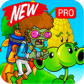 Pro Plants vs Zombies Game 2017 Tips icon