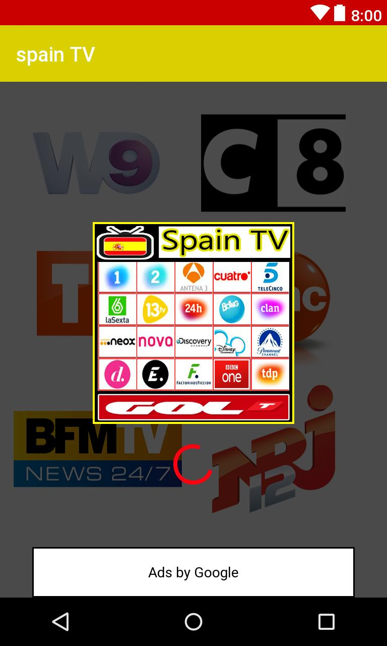 Spain TV channels Direct 2019 for Android - APK Download