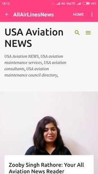 All Airline News screenshot 3