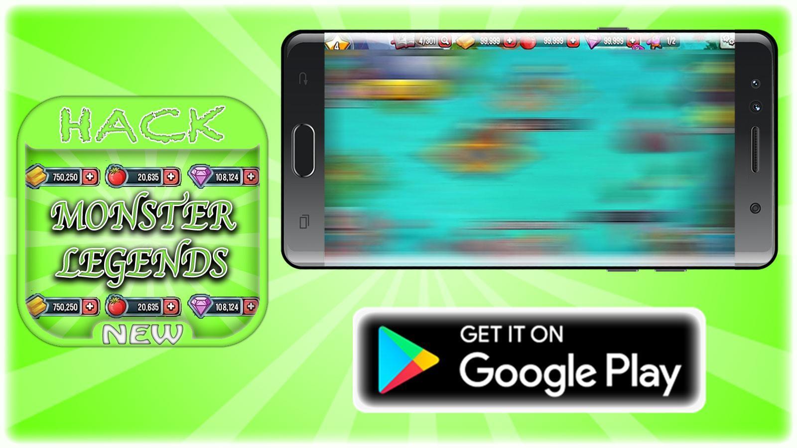 Hack For Monster Legends Game App Joke Prank For Android Apk Download