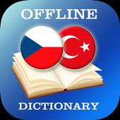 Czech-Turkish Dictionary icon