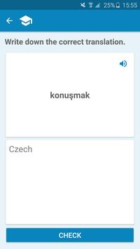 Czech-Turkish Dictionary screenshot 4