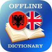 Albanian-English Dictionary icon