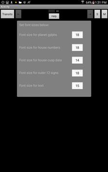 Natal Charts screenshot 7