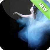 Ballet Dancer Live Wallpaper icon