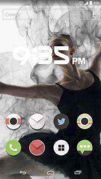 Ballet Dancer Live Wallpaper poster