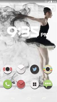 Ballet Dancer Live Wallpaper apk screenshot