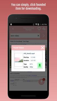 Video Download Manager screenshot 3