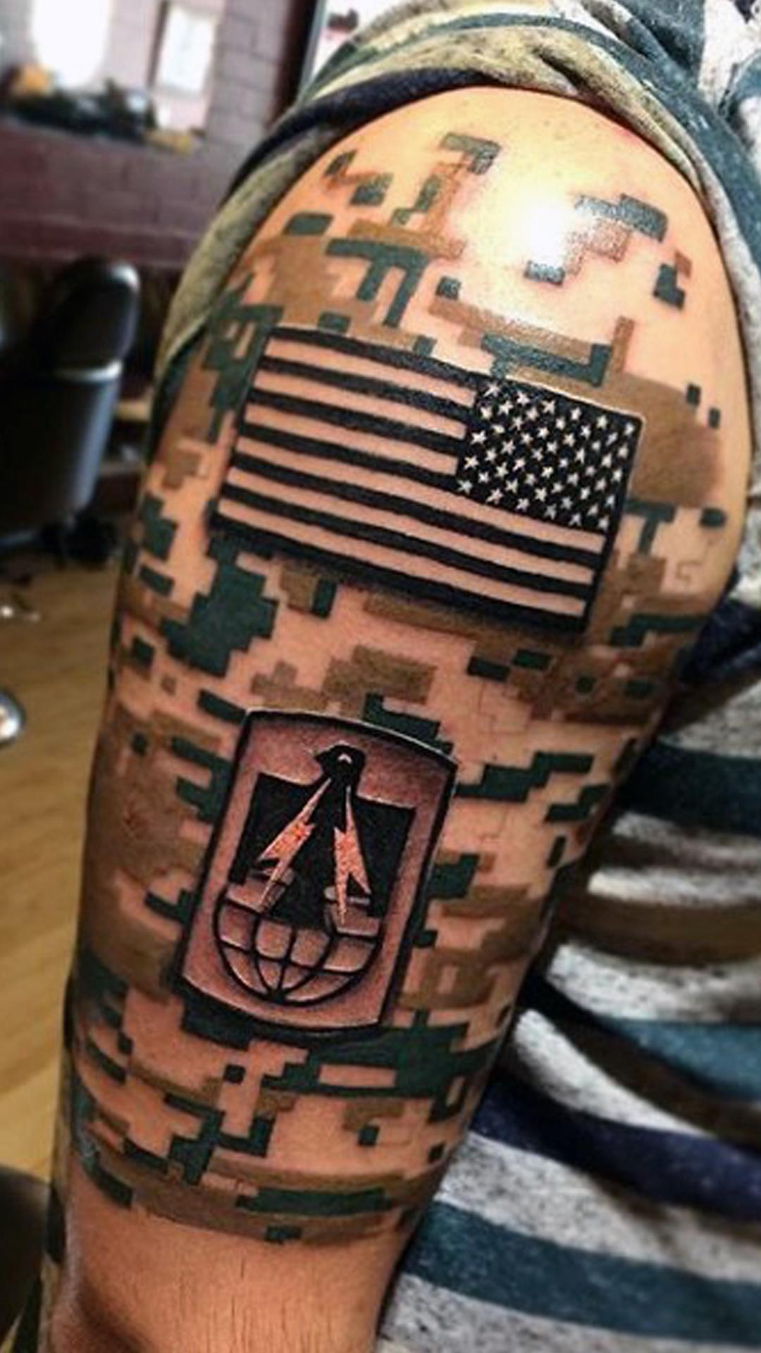 Military Tattoo Designs For Android Apk Download