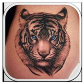 Tiger Tattoo Designs icon