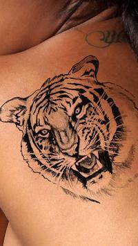 Tiger Tattoo Designs screenshot 1