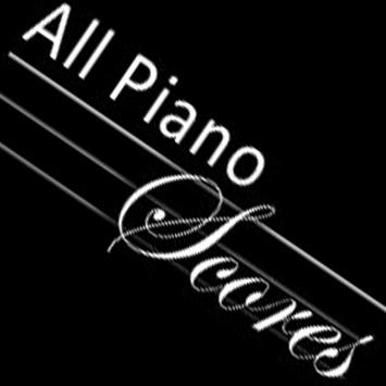 All Piano Scores poster