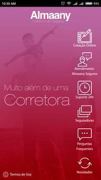 Almaany Seguros poster