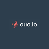 Ouo.io icon