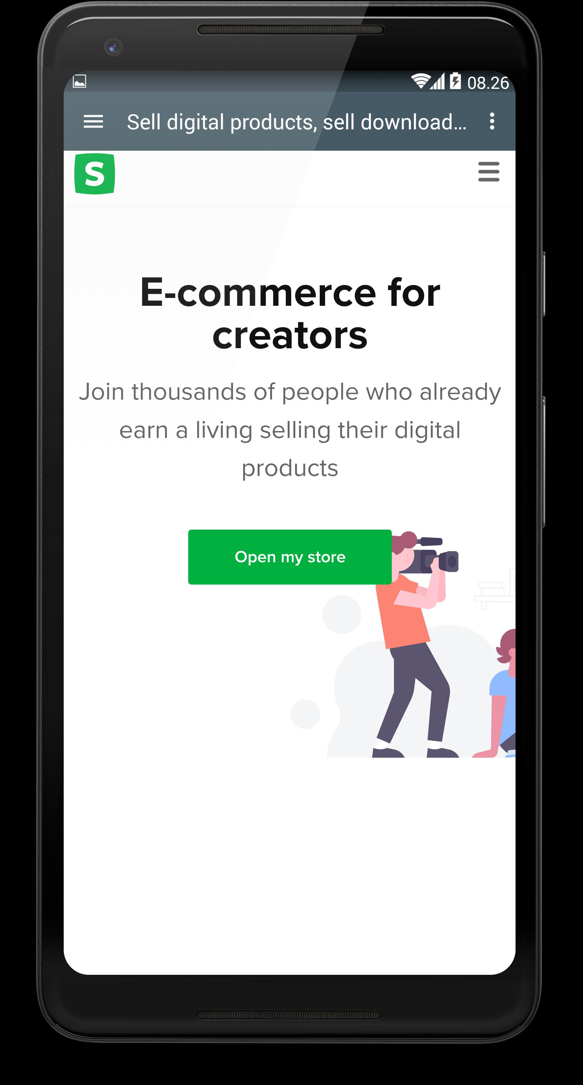 Sellfy for Android - APK Download