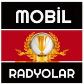 Mobil Radyolar icon