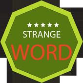 Strange Word Dictionary icon
