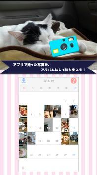 メモリーカレンダー-想い出の写真を並べて見よう! apk screenshot