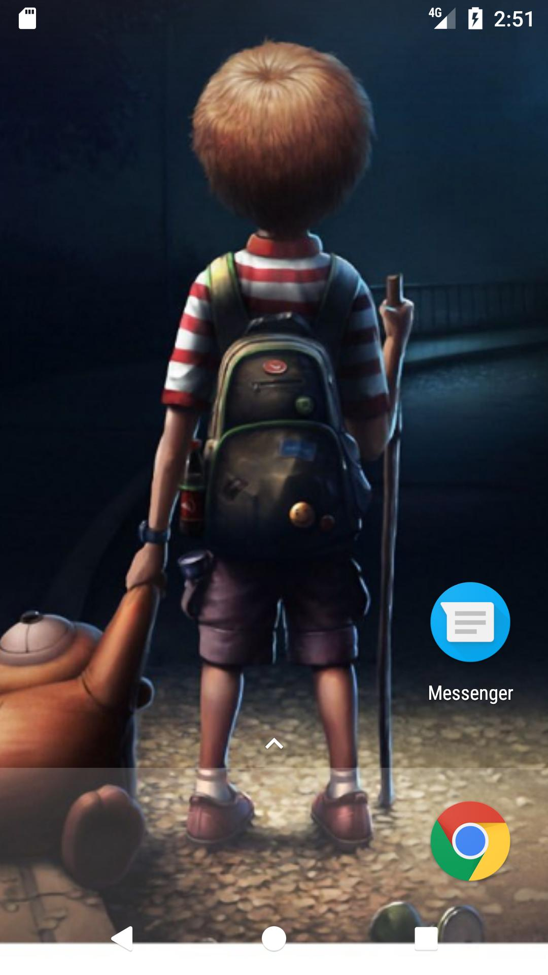 Alone Girl And Boy Hd Free Wallpaper For Android Apk Download