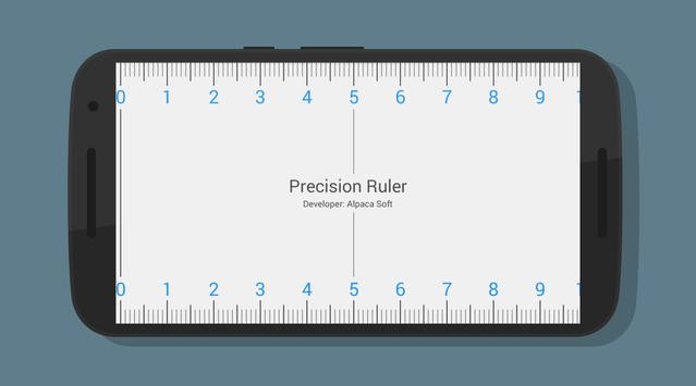 Precision Ruler poster