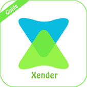 Guide For Xender File Transfer and Share icon