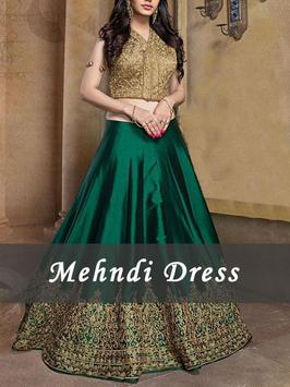 Mehndi Dress Designs 2018 screenshot 7