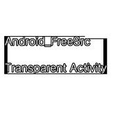 Android_FreeSrc_TransparentAct icon