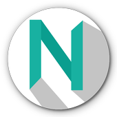 N Launcher-Android N Launcher icon