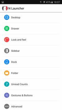 N Launcher-Android N Launcher apk screenshot