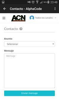 AlphaCode Dashboard screenshot 3