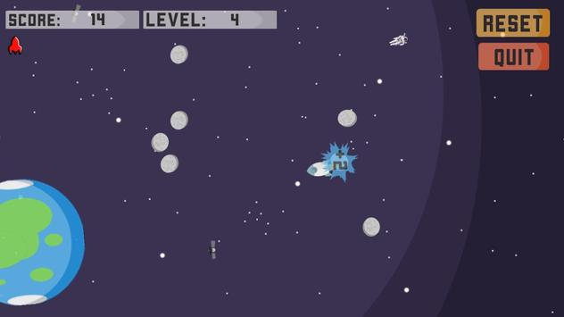 Crazy Comets apk screenshot