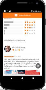 Useful recipes screenshot 3