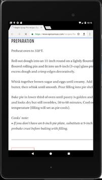 Useful recipes screenshot 11