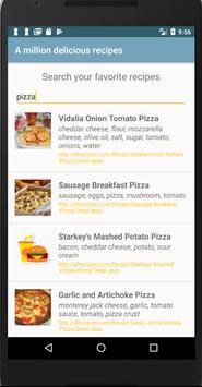 Useful recipes screenshot 1