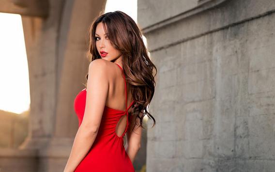 Hot Girls Wallpapers & Sexy Women Photos Wallpaper apk screenshot