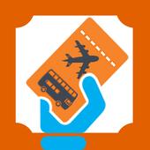 Otobüs & Uçak Bileti Siteleri icon