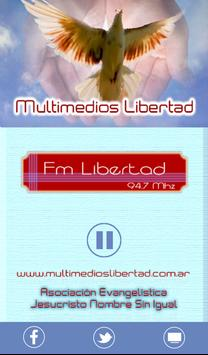 Radio FM Libertad 94.7 screenshot 1