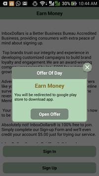 Earn Money screenshot 1